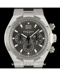 Vacheron Constantin Stainless Steel Anthracite Dial Overseas Chronograph Gents 49150/000W-9501