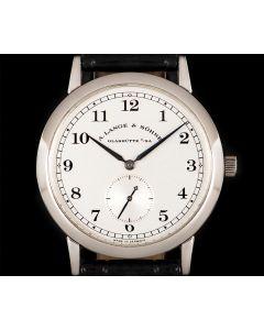A. Lange & Sohne 1815 Gents Platinum Silver Dial 206.025