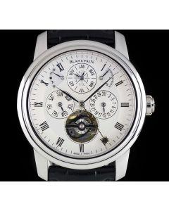 Blancpain Equation Of Time Perpetual Calendar Villeret Gents Limited Edition Platinum 4238-3442-55BDA