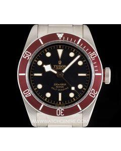 Tudor Stainless Steel Heritage Black Bay Gents Wristwatch 79220