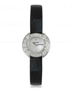 Audemars Piguet Unworn White Gold Diamond Set Women's Cocktail Dress Watch 67366BC/Z/0010RA/01