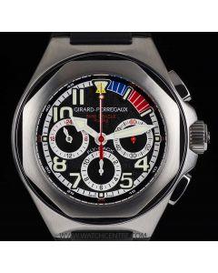 Girard Perregaux Titanium BMW Oracle Laureato USA 98 B&P 80175-25-652-FK6A