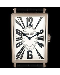 Roger Dubuis Much More Gents Limited Edition 18k White Gold Silver Dial M34.57.0.3.73/06