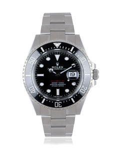 Rolex Unworn Sea-Dweller Red Writing 43mm Stainless Steel Men's 126600