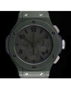 Hublot Ceramic Ltd Ed Big Bang All Green 44mm B&P 301.GI.5290.RG