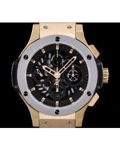 Hublot 18k Rose Gold & Tantalum Big Bang Aero Bang Limited Edition Chronograph Gents 310.PM.1180.RX