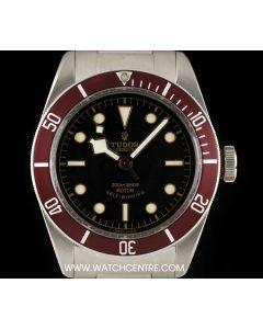 Tudor Stainless Steel Heritage Black Bay Gents Wristwatch 79220R