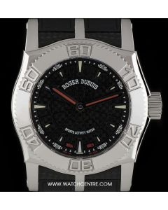 Roger Dubuis Stainless Steel Easy Diver Just For Friends Limited Edition B&P SE46149