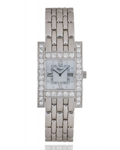 Chopard Your Hour White Gold Mother of Pearl Dial Diamond Set 10/6805