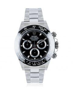 Rolex Cosmograph Daytona Black Dial 116500LN