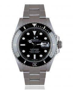 Rolex Unworn Submariner Date 41mm Stainless Steel B&P 126610LN