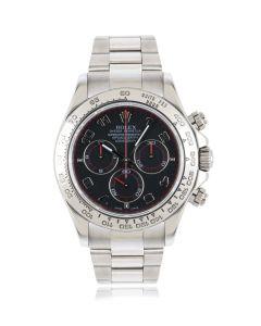 Rolex Daytona White Gold Racing Dial 116509