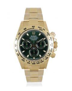 Rolex Daytona Green Dial 116508