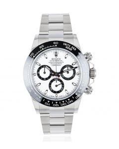 Rolex Cosmograph Daytona White Dial 116500LN