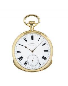 Vacheron Constantin Chronometre Royal Open Face Pocket Watch Yellow Gold