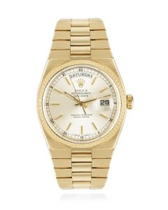 Rolex Oysterquartz Day-Date Yellow Gold 19018