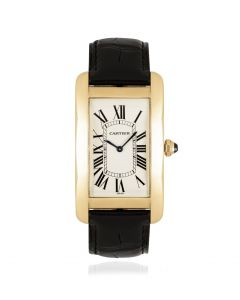 Cartier Tank Americaine Yellow Gold W2604751
