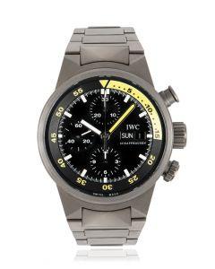 IWC Aquatimer Chronograph Titanium IW371903