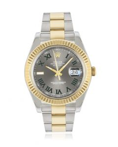 Rolex Datejust II Wimbledon Dial 116333