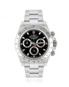 Rolex Daytona APH Black Dial 116520