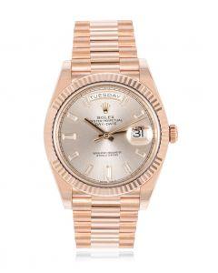 Rolex Day-Date 40 Diamond Dial 228235