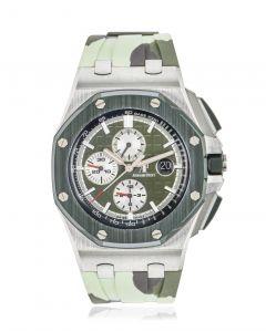 Audemars Piguet Royal Oak Offshore Green Camouflage 26400SO.OO.A055CA.01