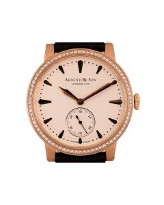 Arnold & Son Limited Edition HMS Women's Rose Gold 1PMMP.W01A