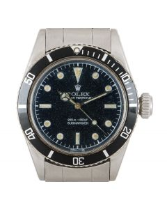 Rolex Submariner Non-Date James Bond Meters First Big Crown Men's 5510