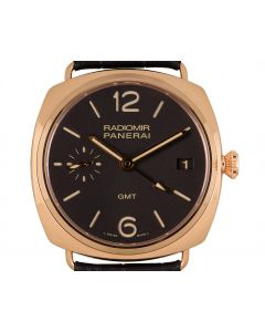 Panerai Radiomir 3 Days GMT Rose Gold PAM00421