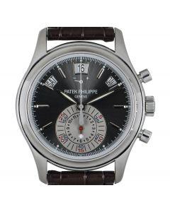 Patek Philippe Complications Annual Calendar Chronograph Platinum 5960P-001