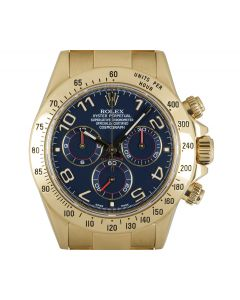 Rolex Cosmograph Daytona Yellow Gold Men's 116528