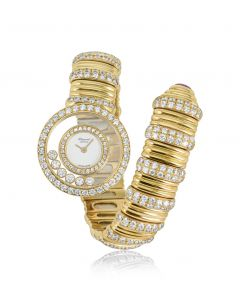 Chopard Happy Diamonds Snake Yellow Gold 20/5534