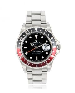 Rolex GMT-Master II NOS Stick Dial Coke 16710