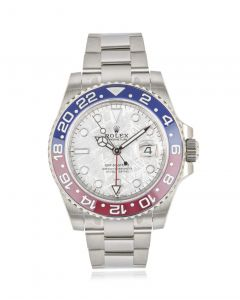 Rolex GMT-Master II Pepsi Meteorite Dial 126719BLRO