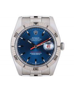 Rolex Datejust Turn-O-Graph Steel Men's 116264
