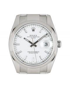 Rolex Oyster Perpetual Steel Date 34  Unisex 115200