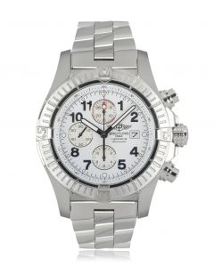 Breitling Super Avenger Stainless Steel A1337011/A562