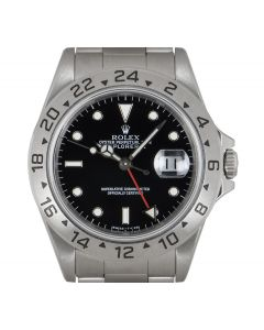 Rolex Explorer II Stainless Steel Men's 16570