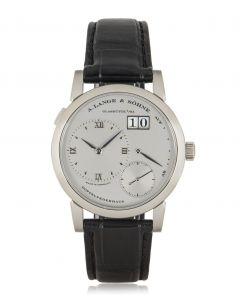 A. Lange & Sohne Lange 1 Platinum B&P 101.025/LS1012AA