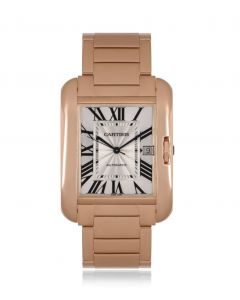 Cartier Tank Anglaise XL Rose Gold W5310002