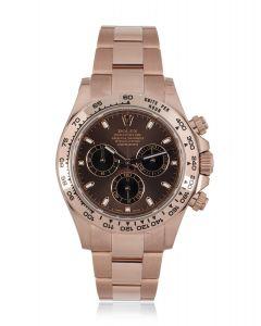 Rolex Daytona Chocolate Dial 116505