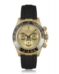 Rolex Daytona Oysterflex 116518LN