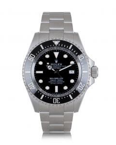 Rolex Deepsea Sea-Dweller Black Dial 126660