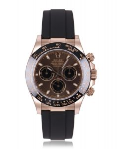 Rolex Daytona Oysterflex Rose Gold 116515LN