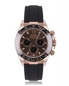 Rolex Daytona Oysterflex Chocolate Dial 116515LN