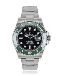 Rolex Submariner Kermit Starbucks 126610LV