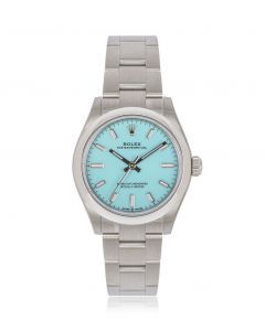 Rolex Oyster Perpetual 31 Tiffany Blue Dial 277200