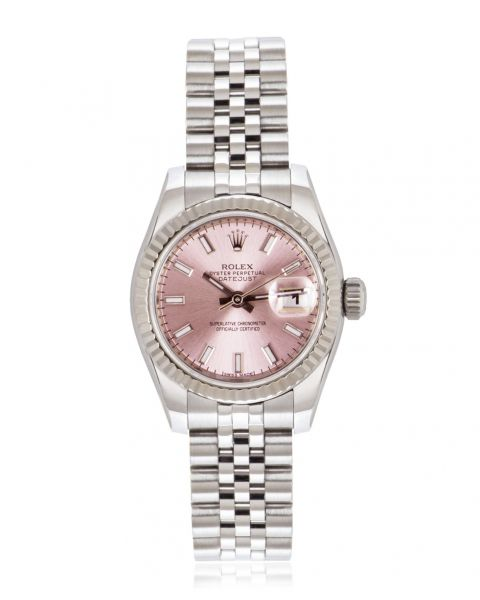 Rolex Lady-Datejust Stainless Steel 179174