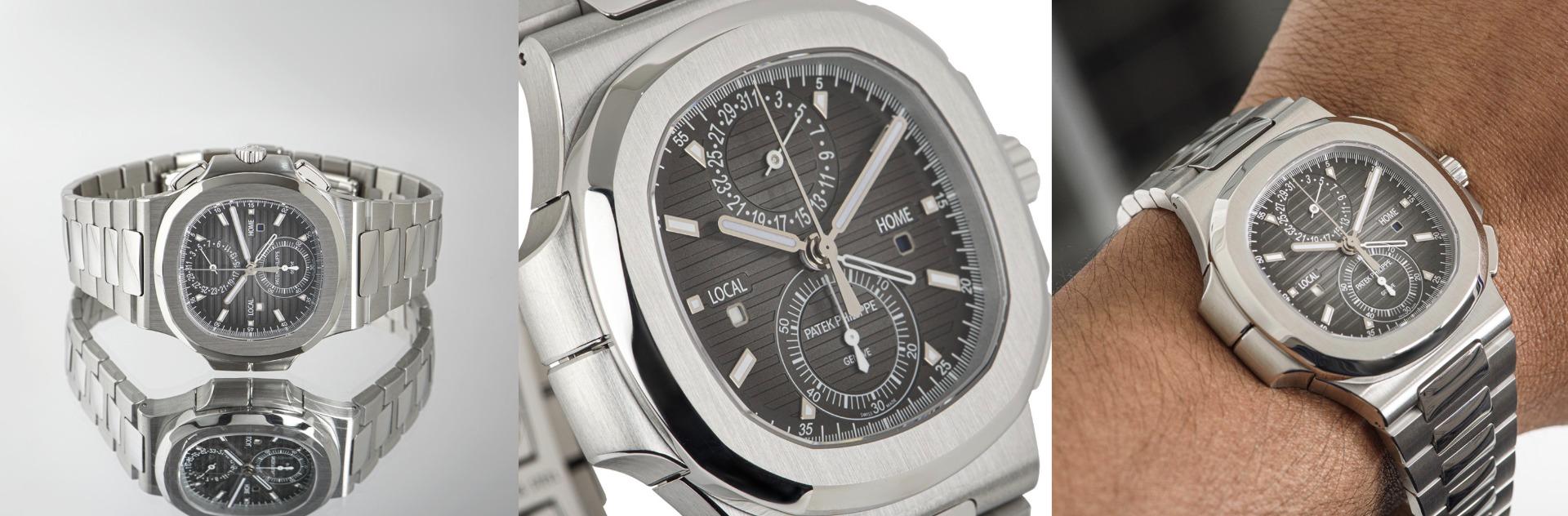 PATEK PHILIPPE - Nautilus Watches